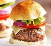 Mini burgers 1
